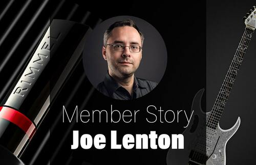 Member Story: Joe Lenton