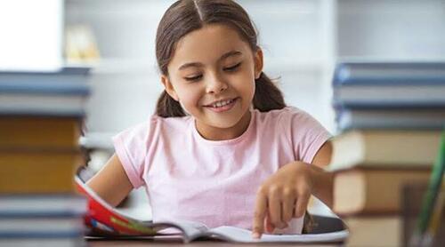Child reading via childrenreading
