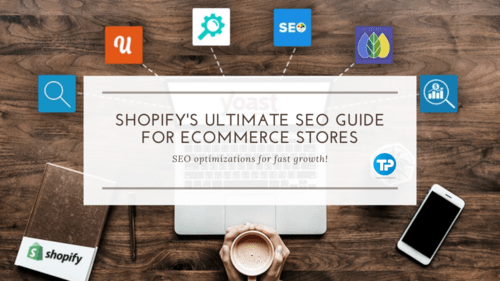 Shopify's SEO Guide for eCommerce - Ez Postings - Guest Posting Site