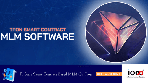 Read more to know the Need for Tron Smart Contract-Based MLM... via Infinite MLM Software