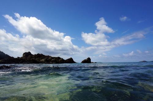 Calaguas Island, Philippines via Opel Mendoza