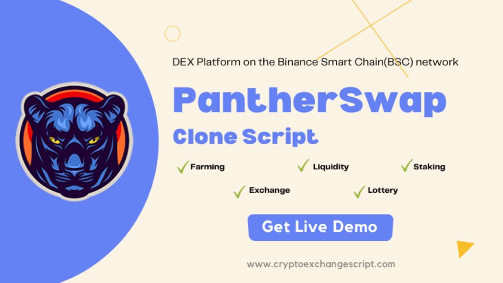 PantherSwap Clone Script - Coinjoker                                                                                  Start your DeFi Exchan... via Scarlet Emilye