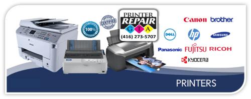Printer Service Repair Toronto | Printer Experts | (416) 273-5707 | HP, Lexmark, Brother, Xerox, Zebra