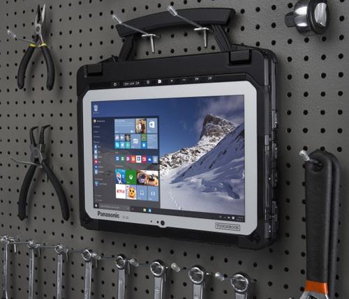 Rugged Mobile Devices: Panasonic Toughbook cf 20 for Force via Mariya Sabri