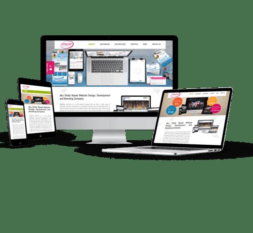 WEB DESIGN ABU DHABI, WEB DEVELOPMENT                                     COMPANY IN ABU DHABI                                     I... via Shibu Samuel