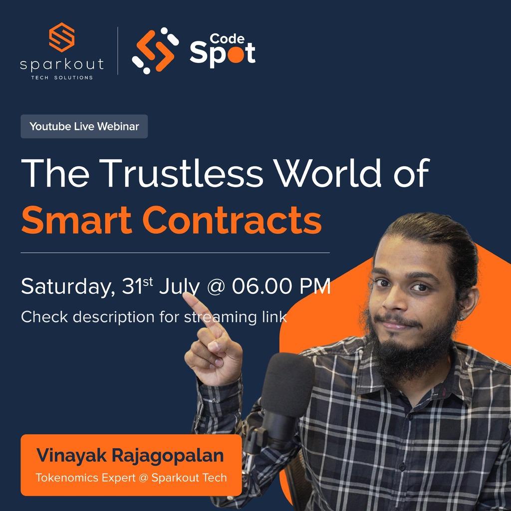 """Trustless world of Smart Contracts"" via BlockchainX"