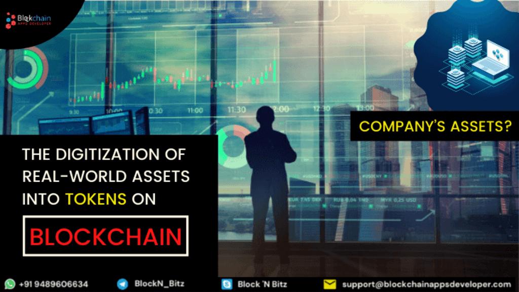How to Tokenize Your Company's #Assets Using Equity #Token O... via BlockchainAppsDeveloper