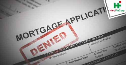 Common Reasons Why a Mortgage Loan is Denied                                                                          know more -                                                                           ... via Hero FinCorp