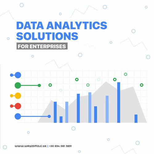 Data Analytics Solutions For Enterprises via Way2Smile Solutions UK