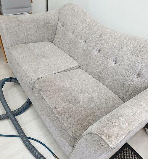 Dịch vụ giặt ghế sofa tại huyện Thường Tín via Dịch vụ vệ sinh QD