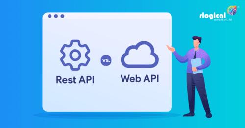 What is REST API vs. Web API (vs SOAP API)? | Rlogical Techsoft Pvt Ltd