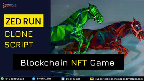 Want to Build and Start Digital NFT Race Horse Platform ZED ... via BlockchainAppsDeveloper