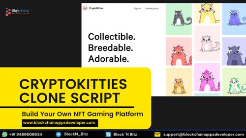 Want To Develop Your Own DApp Game like Cryptokitties?                                                                          Coll... via BlockchainAppsDeveloper