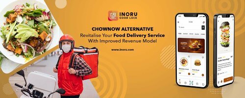 ChowNow Alternative: Revitalise Your Food Delivery Service With Improved Revenue Model