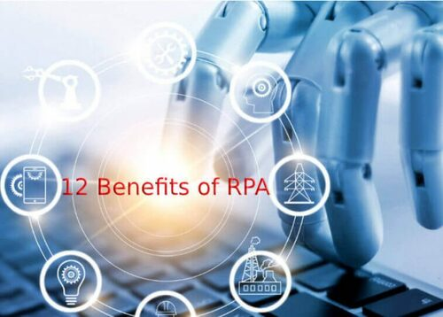 Top 12 benefits of RPA (Robotic Process Automation) - WinActor Support