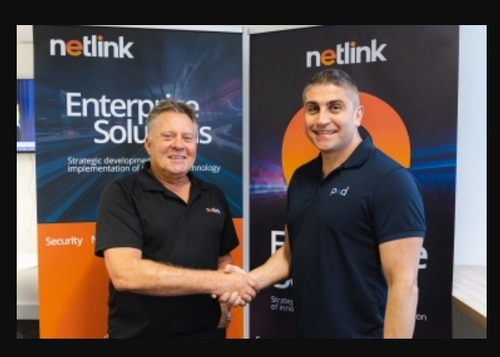 Western Australian IT management company Netlink has rebrand... via Thomas Shaw