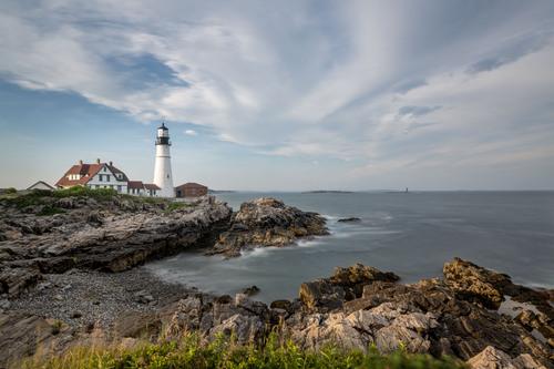 Portland Head Lighthouse via Stacy White