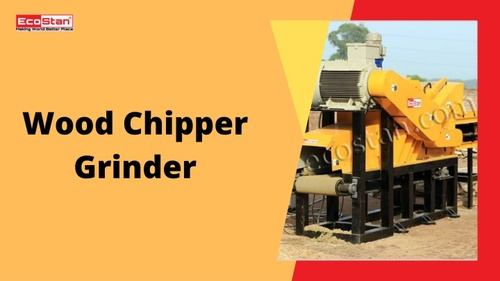 A Wood Chipper Grinder With Benefits!