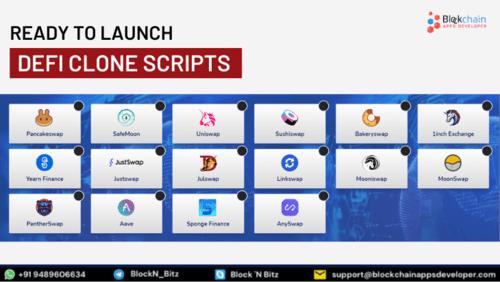 DeFi Clone Scripts - BlockchainAppsDeveloper via BlockchainAppsDeveloper