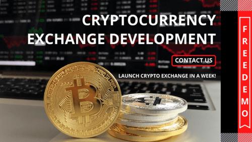 Cryptocurrency Exchange Script via BlockchainAppsDeveloper