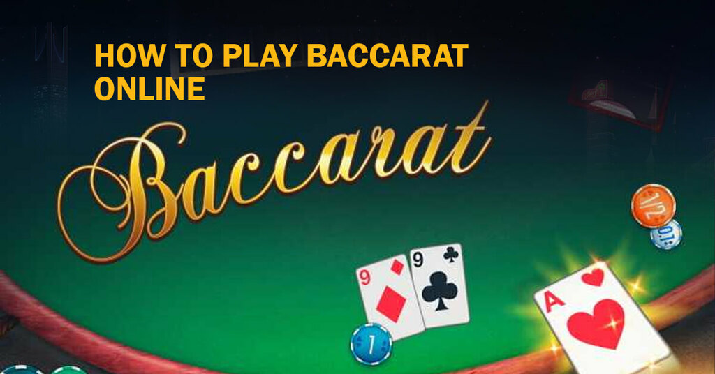Is time to learn how to play baccarat online casino games an... via BK8 Global