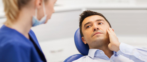 If you need an emergency dentist in Vaughan, Contact Arenson... via arensondental