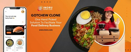 GotChew Clone - One Hand-Picked Solution To Facilitate Your Food Delivery Business
