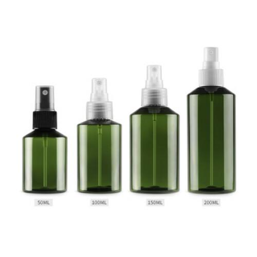 Why Choose Polyethylene Bottles? via xinrunplastic