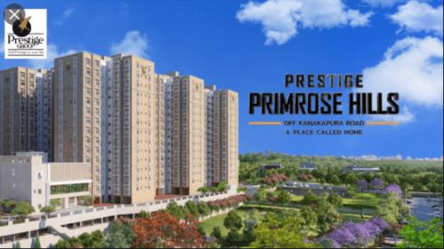 Prestige Primrose Hills Apartments Bangalore For Sale via Prestige Primrose Hills