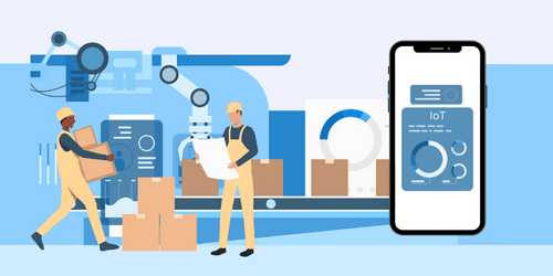 The Best Use Cases of IoT Apps in Manufacturing Sectors - Proche