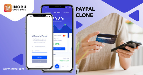Develop your Paypal Clone app to facilitate payment service ... via Nicholas Green