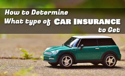 How to Determine What Type of Car Insurance to Get • ModernLifeBlogs