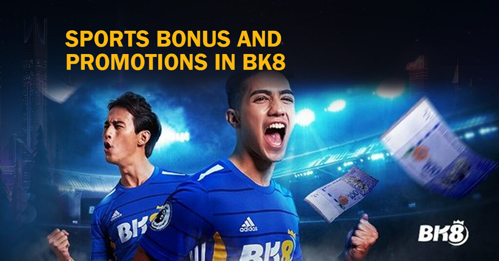 Did you try to claim BK8 sports bonus and apply in your favo... via BK8 Global