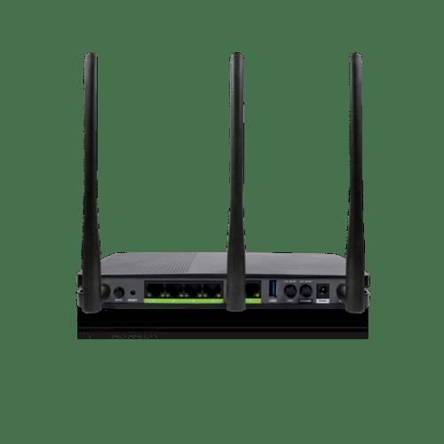 Amped re2200t range extender | setup | password change | firmware