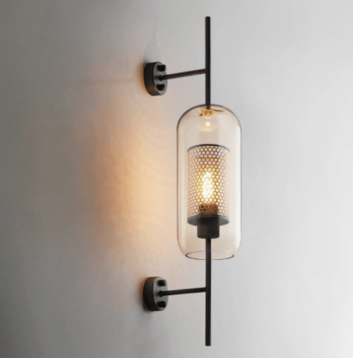 Haugen Elegant And Luxe Modern Wall Light - Lighting Singapore Online