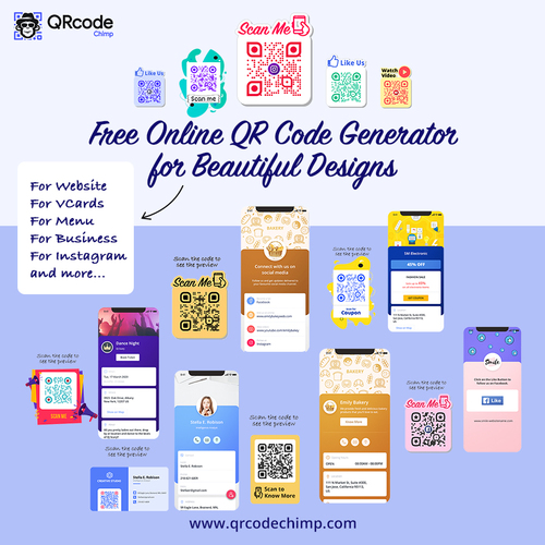 QR Code Maker   Create QR Codes Online for Free
