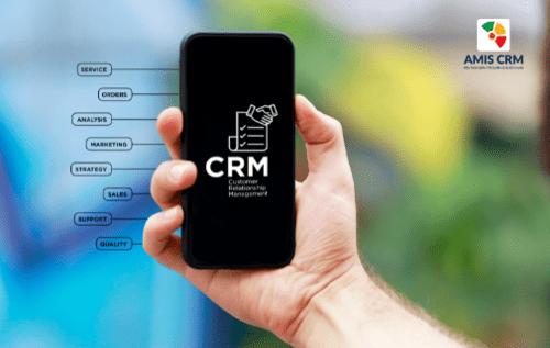 Phần mềm CRM Mobile là gì – 7 Tiêu chí lựa chọn CRM APP                                     CRM ... via Misa Amis