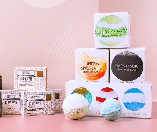 Get Custom Soap Packaging Boxes Wholesale at your place via Peter Alexander