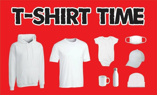 T-Shirt Time, Canada's T-Shirt Shop