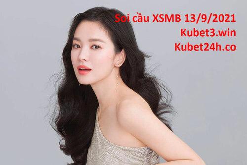SOI CAU MB 13/9/2021 DU DOAN XSMB VIP KUBET via Kubet win