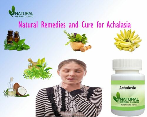 Natural Remedies and Cure for Achalasia via Natural Herbs Clinic