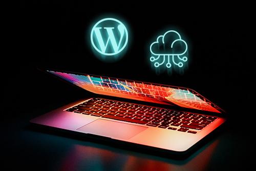 Migrate your WordPress website Cloud Platform