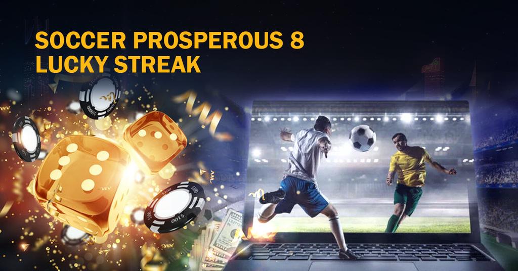 """Here are our BK8 September soccer promotion """"Soccer Lucky St... via BK8 Global"""