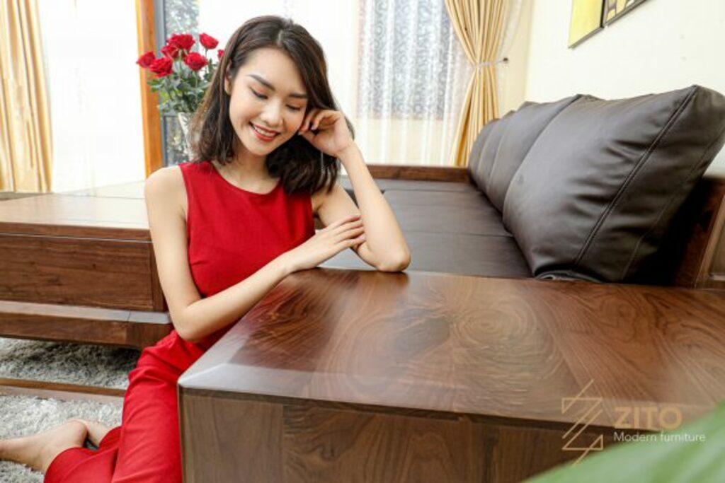 Bảo quản sofa gỗ khỏi những tác nhân gây hại                                         Các tác nhân gâ... via Nội Thất Zito VN