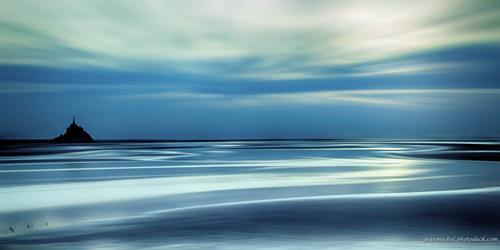 Blue hour via Jean Michel