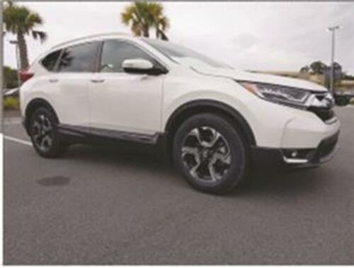 Buy used 17 HONDA CR V TOURING for $25,546 in Savannah, GA                                      ... via david smith