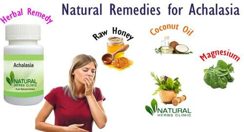 Natural Remedies for Achalasia: Now Easily Get Rid of Achala... via Natural Herbs Clinic