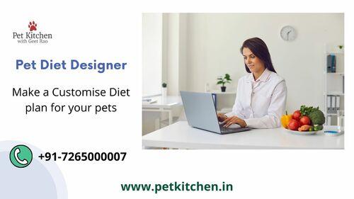 Pet Diet Designer   Customized Diet Plan   Pet Kitchen via Pet kitchen