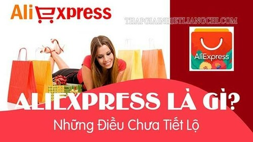 Aliexpress là gì? cách mua hàng trên aliexpress - Tháp giải nhiệt LiangChi