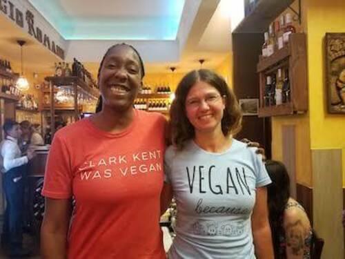 Wonderful Vegan Food Tour via Kim Giovacco
